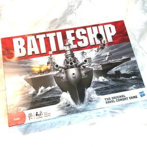 2011 Original Naval Battleship Board Game